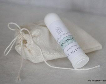 Balance Aromatherapy Inhaler Anti Stress, BeesBotanics Stress Relief Oil, Aromatherapy Stick, Stress Relief Gifts, Anti Anxiety