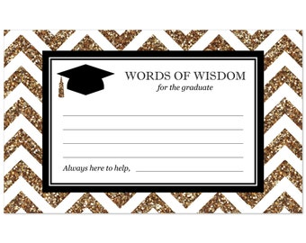 Advice for graduate | Etsy