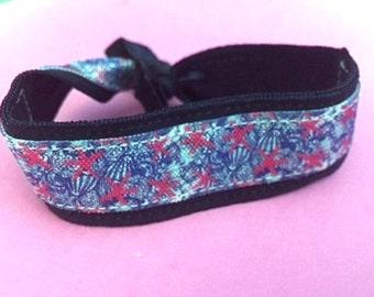 Lilly inspired Fitbit Flex bracelet