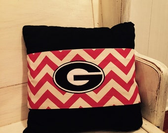 Georgia Bulldog Pillow Wrap