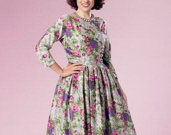 Misses' Dress Butterick Pattern B6284