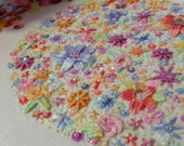 Maud (Brights) ; Discovering Woven Stitches **TRY SOMETHING NEW!** Beautiful Embroidery Kits From Maggie Gee Needlework Studio