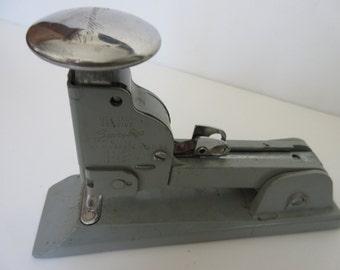 Vintage Swingline Stapler No. 13 Metal Stapler MCM Stapler