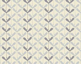 FOREST FLOOR by Bonnie Christine for Art Gallery Fabrics - Maple Mill Fog
