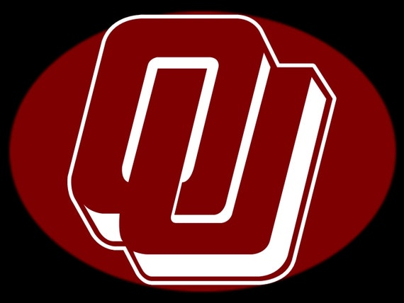 SVG DXF STUDIO Oklahoma Sooners Scalable Vector Instant Download ...
