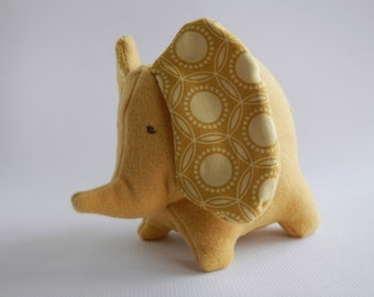 Elephant Sewing pattern - Child's Toy-Instant Download-PDF-Sewing Pattern,Toy, Softie, Plushie