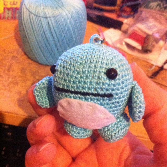 Amigurumi Quaggan : Gaming and Anime Crochet by KnottyMymasKnots on Etsy