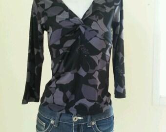 On Sale! Vintage Laura Ashley blouse size XS