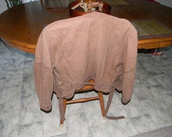 Vintage shade jacket