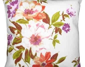 Prestigious Textiles Rosabella Floral Autumn Cushion Cover