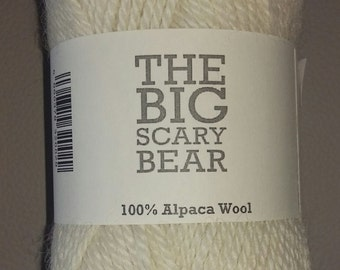 Luxury Alpaca Wool