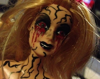 Scary barbie   Etsy
