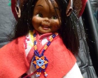 Huichol Male ceremonial Doll