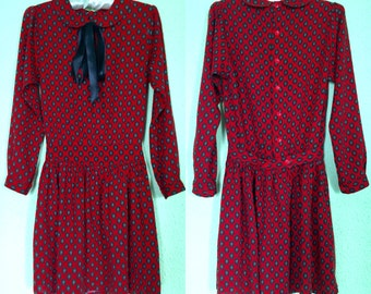 Lanz Originals Vintage Dress Petite