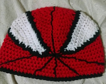 Spiderman/Spidergirl Beanie