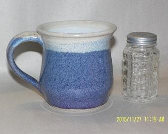 Mug with Journal Purple Glaze