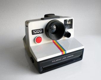 Polaroid 1000 Land Camera – Vintage