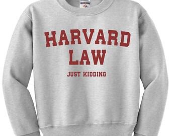 Harvard sweatshirt | Etsy