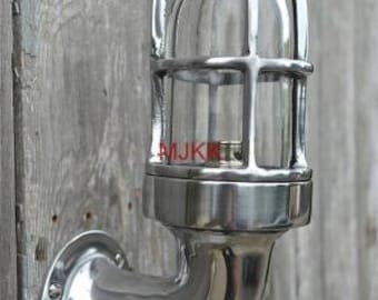 Superb small polished ship bulk head N
