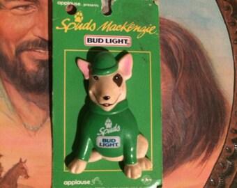 Vintage 1987 Spud Macckenzie Pin Bud Light