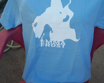 Emma Frost Silhouette T-Shirt