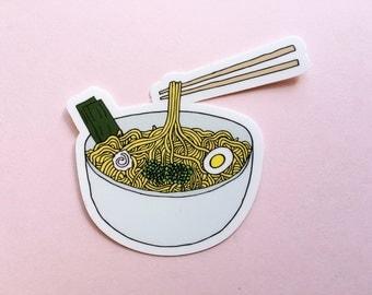 Ramen Noodle Sticker