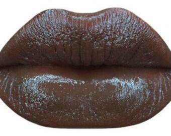 Brown- Lipstick ~ Opaque Matte Lipstick Cocoa