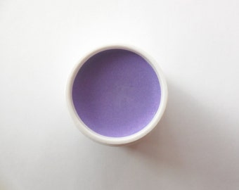 Violet Flame * All-In-One Healthy Lavender Vegan Gloss * Violet Tint for Eyes/Cheeks/Lips/Foundation/Temporary Hair Color