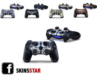 Skin for PS4 controller