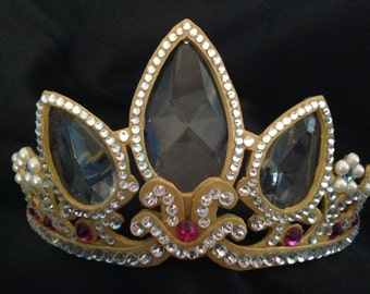 Rapunzel Crown