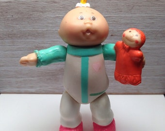 Cabbage Patch Kid Figure - Poseables Premie with Doll