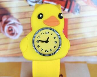 Lucky Rubber Ducky Watch