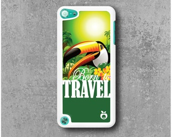 IPod Touch 5 Case Bird Toucan Travel