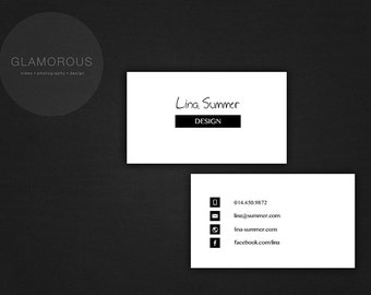 Business Card - Lina Design