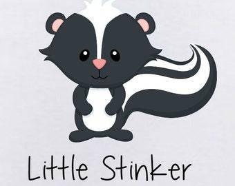 Little Stinker Etsy