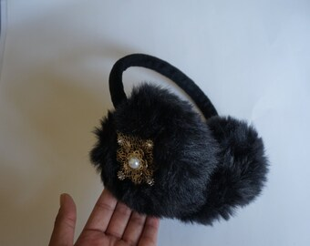 Scream Queens- Chanel #3 -  Inspired Earmuffs