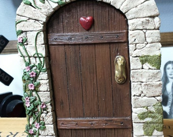 Large Fairy door, Garden door