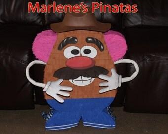 Mr. potato head pinata...!