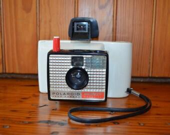 Polaroid Swinger Camera