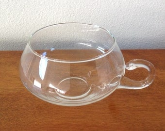 Two (2) Riekes-Crisa Moderno Clear Punch Cup Replacements