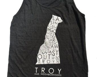 Troy TANK!