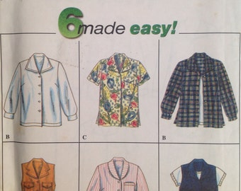 Simplicity 7328 Sewing Pattern (Vintage) UNCUT