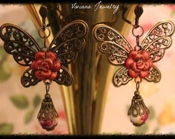 Butterfly Dreams Earrings