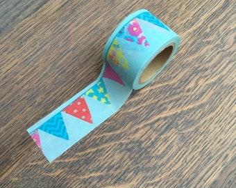 Garland washi tape (W04)