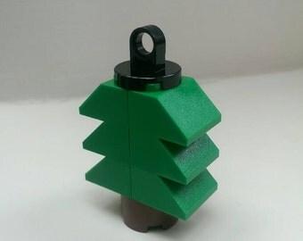 Lego Christmas Tree decoration: Christmas Tree
