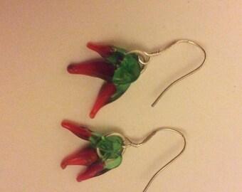 Hot Pepper !  Earrings