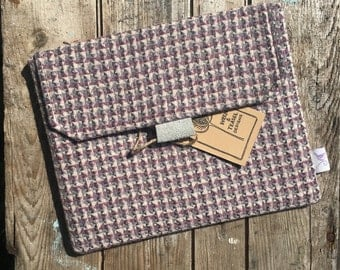 SALE - Tweed iPad Case - Handmade in the Lake District