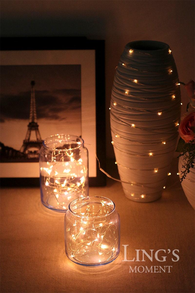 100led 33ft string lights free shipping fairy lights battery. Black Bedroom Furniture Sets. Home Design Ideas