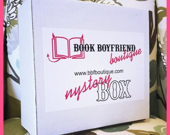 Mystery Box SALE  *** With SIGNED PAPERBACK