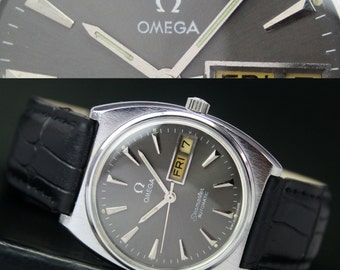 1978s Vintage Swiss Made OMEGA Seamaster Automatic Mens Watch - 9346